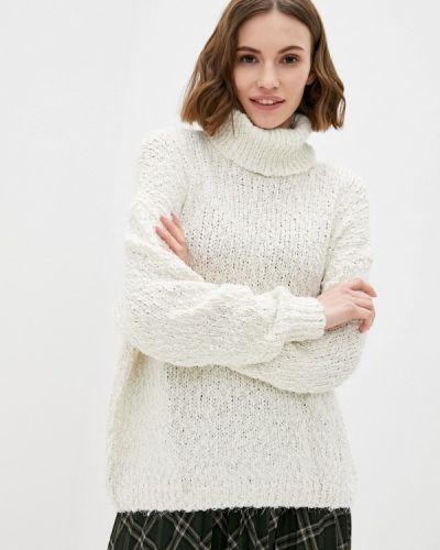 Белый свитер Moocci