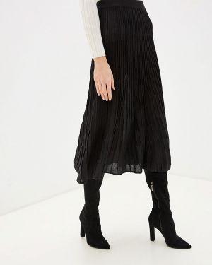 Платье осеннее черное Ovs