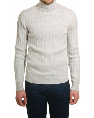 Шерстяной свитер - бежевый Patrizia Pepe