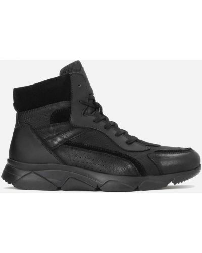 Ботинки - черные Kazar