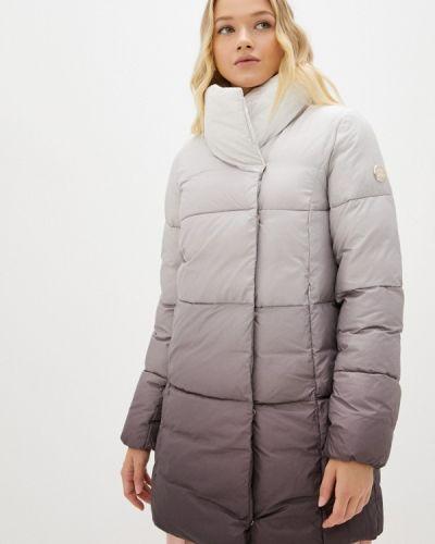 Утепленная куртка - бежевая Madzerini