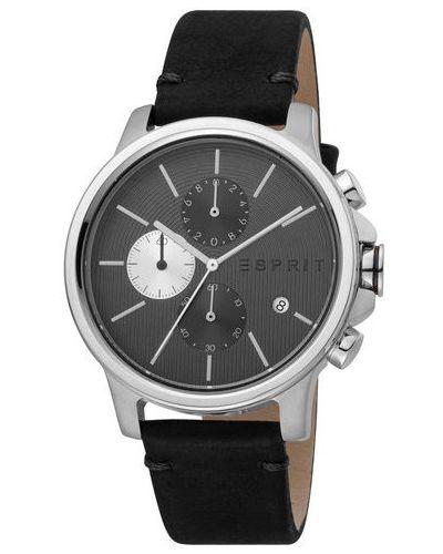 Czarny zegarek Esprit