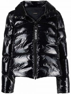 Дутая куртка - черная Pinko