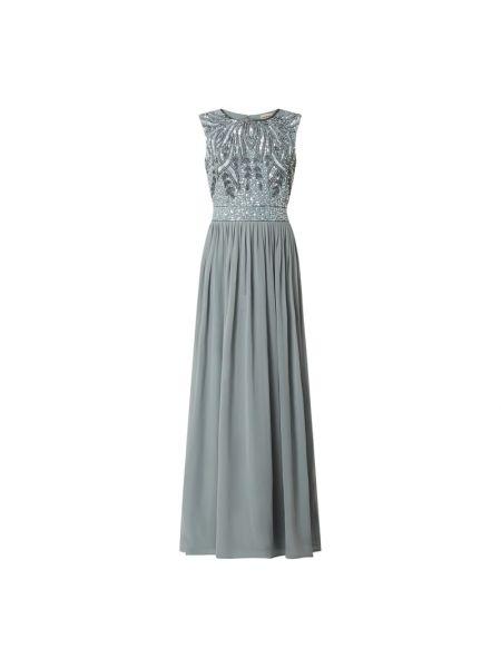 Sukienka wieczorowa z cekinami Lace & Beads