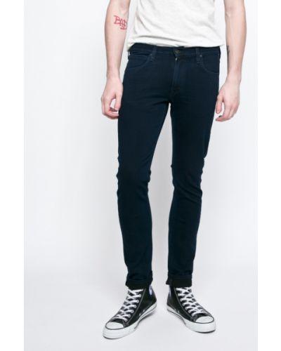 Прямые джинсы с карманами синий Lee