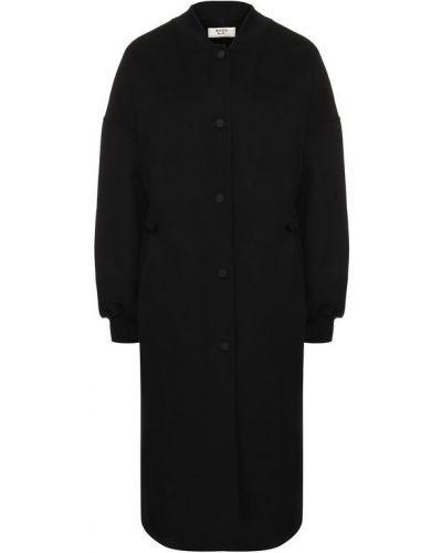 Пальто на кнопках шерстяное Weill