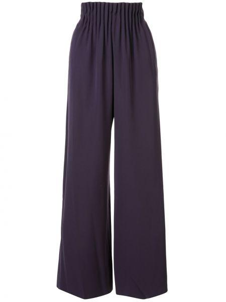 Свободные брюки брюки-хулиганы дудочки Emporio Armani