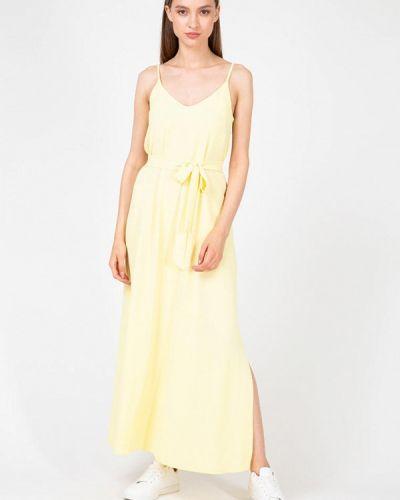 Желтый сарафан Lilove