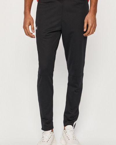 Czarne spodnie materiałowe Under Armour