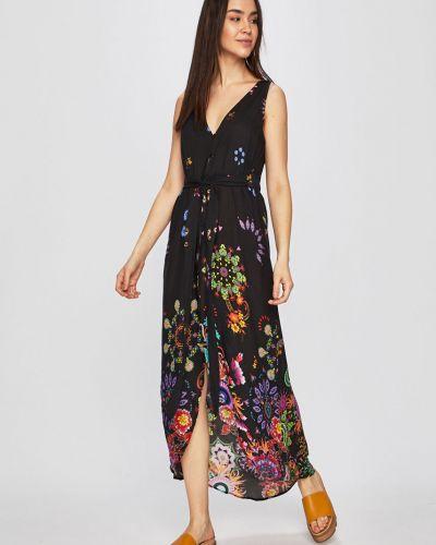 Пляжное платье из вискозы Desigual