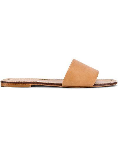 Sandały skorzane Raye