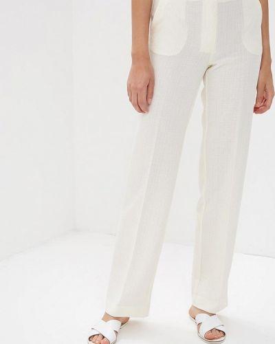 Классические брюки бежевый весенний Ovs