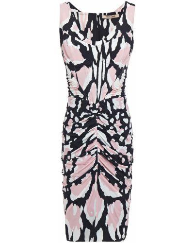 Трикотажное платье - черное Roberto Cavalli