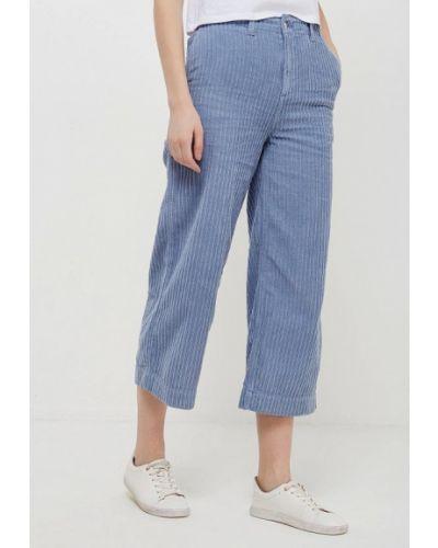 Голубые брюки Topshop
