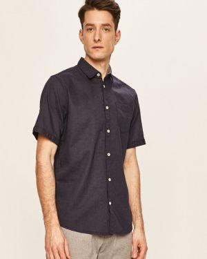 Koszula klasyczna dżinsowa z kołnierzem Tom Tailor Denim