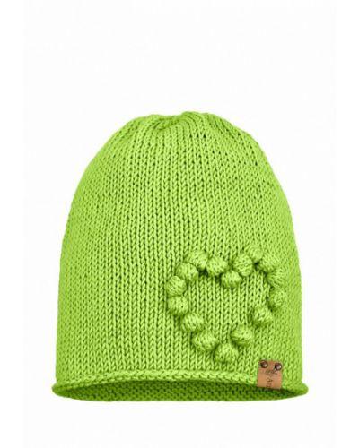 Шапка весенняя зеленый Anmerino