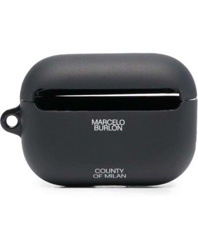 Синяя ключница Marcelo Burlon. County Of Milan