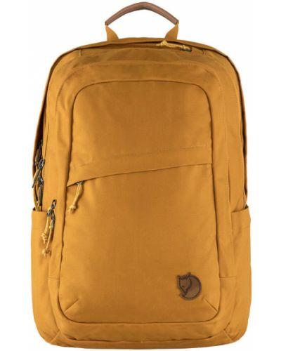 Pomarańczowy plecak Fjällräven