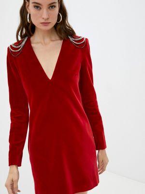 Вечернее платье - красное John Richmond