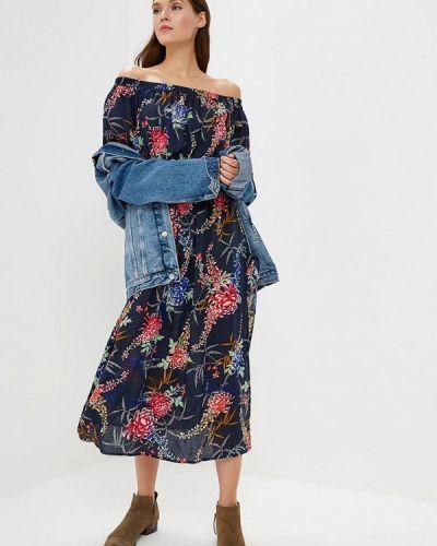 Пляжное платье синее Marks & Spencer