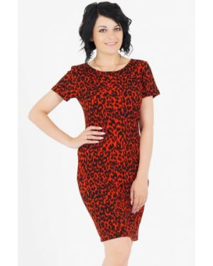 Платье мини платье-сарафан с рукавами Ajour