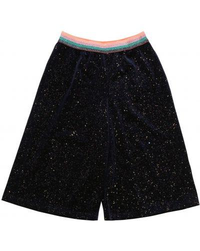 Бархатные брюки Billieblush