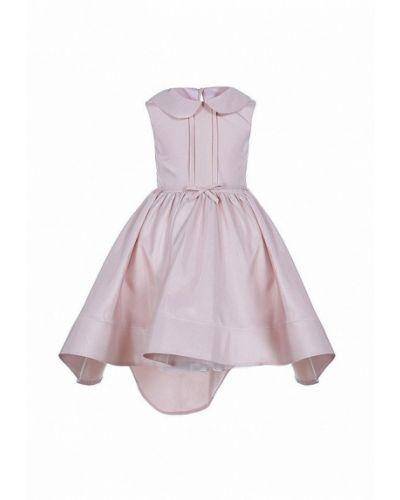 Платье на торжество розовый Love Story