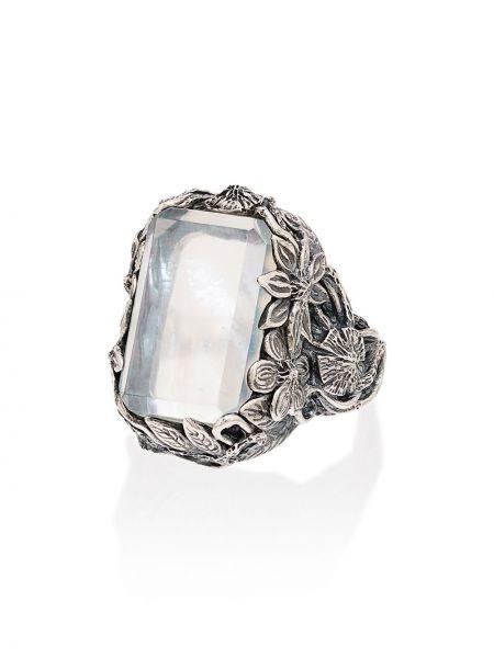 Кольцо серебряный Lyly Erlandsson