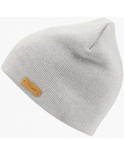 Бежевая шапка осенняя Noryalli