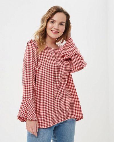 Красная блузка Zizzi