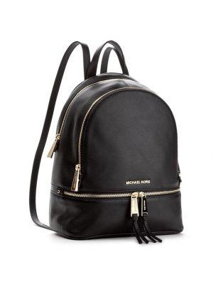 Czarny plecak Michael Michael Kors