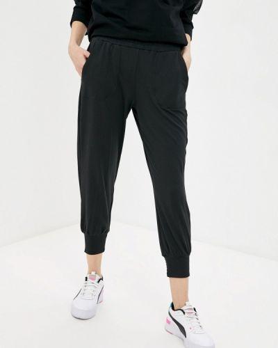 Черные спортивные брюки Sport Angel