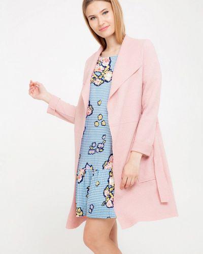 Пальто - розовое Dlys