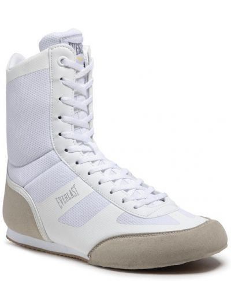 Białe sneakersy Everlast
