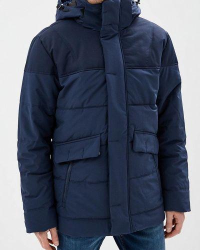 Утепленная куртка синяя Luhta