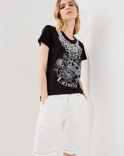 Черная футболка Liu Jo Jeans