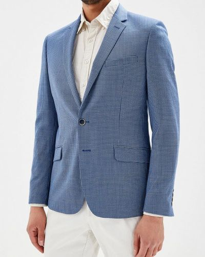 Голубой пиджак Bazioni