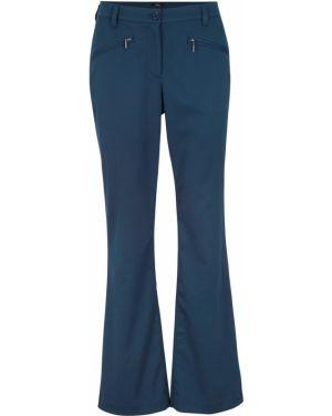 Свободные брюки с поясом Bonprix