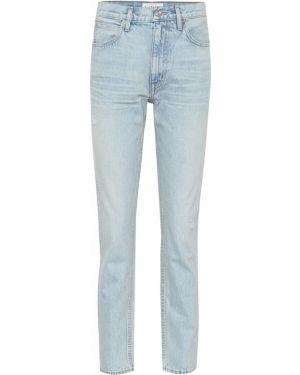 Прямые джинсы мятные Slvrlake