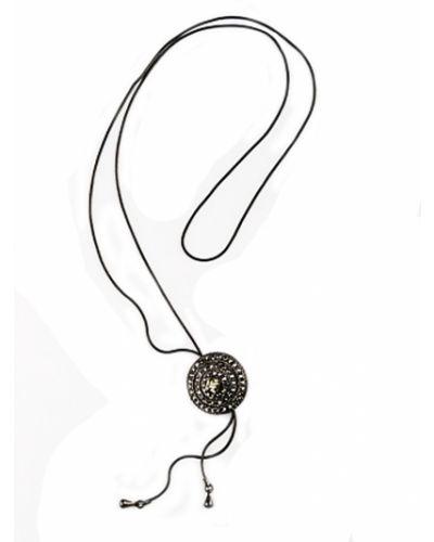 Серебряная цепочка из серебра с камнями Honey