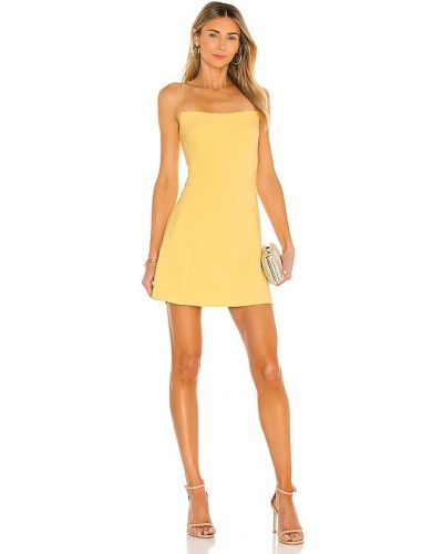 Żółta sukienka Likely