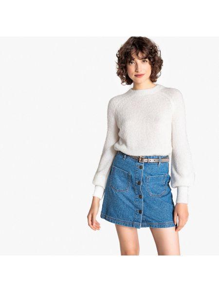 Пуловер акриловый La Redoute Collections