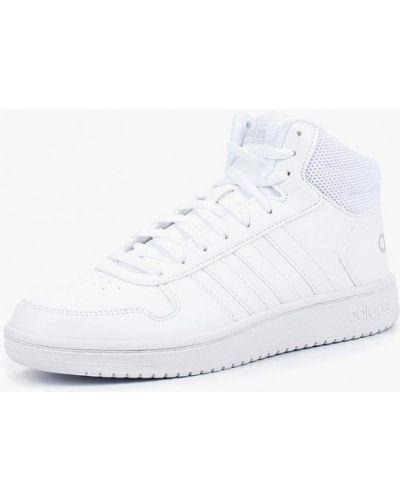Высокие кроссовки из искусственной кожи Adidas
