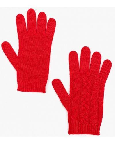 Красные перчатки текстильные United Colors Of Benetton