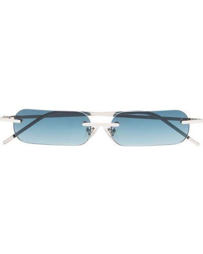 Солнцезащитные очки зеленый прямоугольные Blyszak