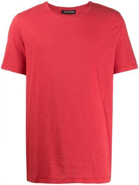 Koszula krótkie z krótkim rękawem prosto chudy Neil Barrett