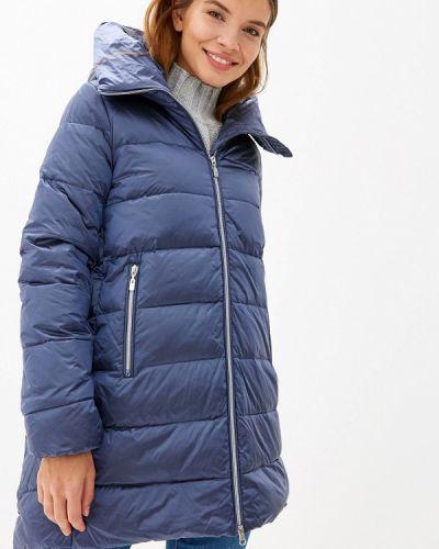 Зимняя куртка осенняя синий Savage