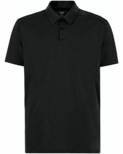 Czarny golf Oakley