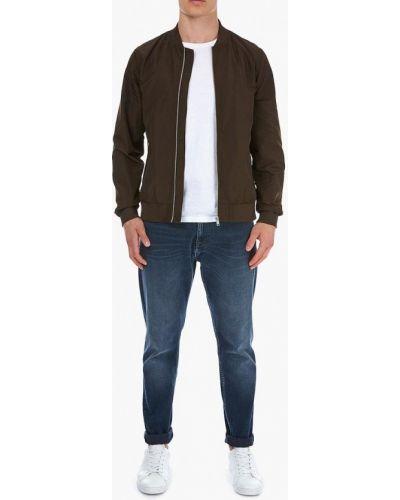 Куртка осенняя коричневая осенний Burton Menswear London