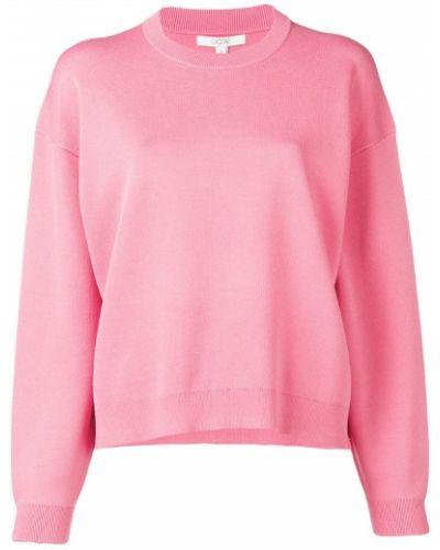 Розовый свитер узкого кроя Dagmar